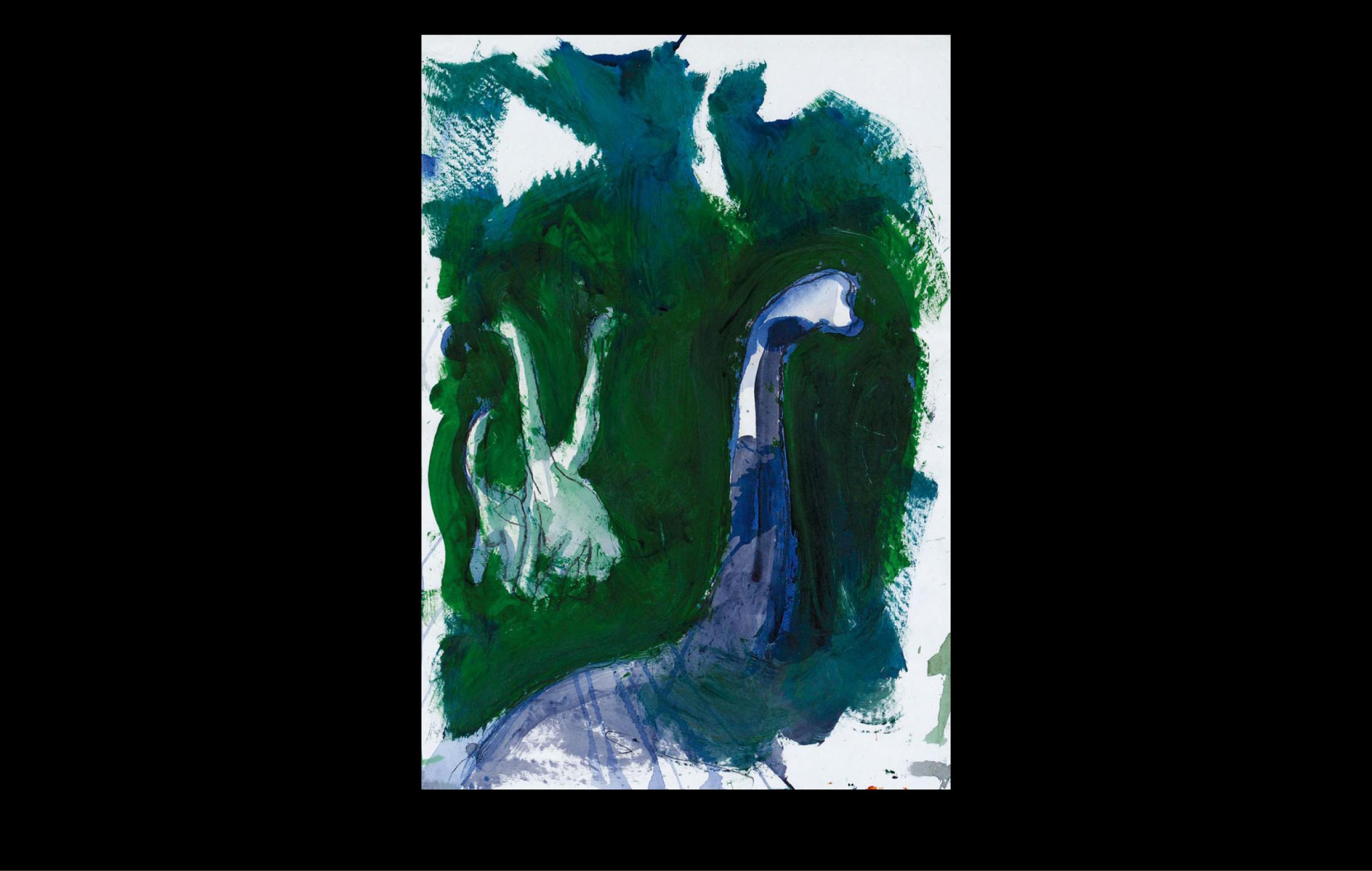 Chelsea Auction House - Slide Mario Schifano
